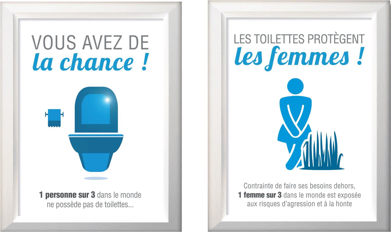 affiche toilettes propres stunning affiche toilettes. Black Bedroom Furniture Sets. Home Design Ideas