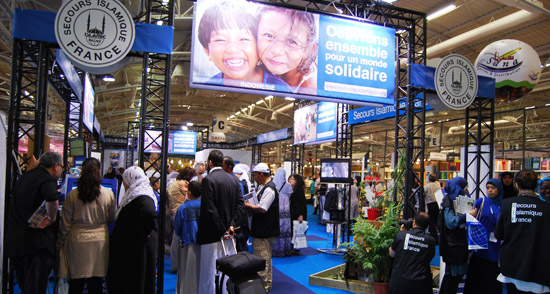 Bourget 2011 - Bourget salon musulman ...